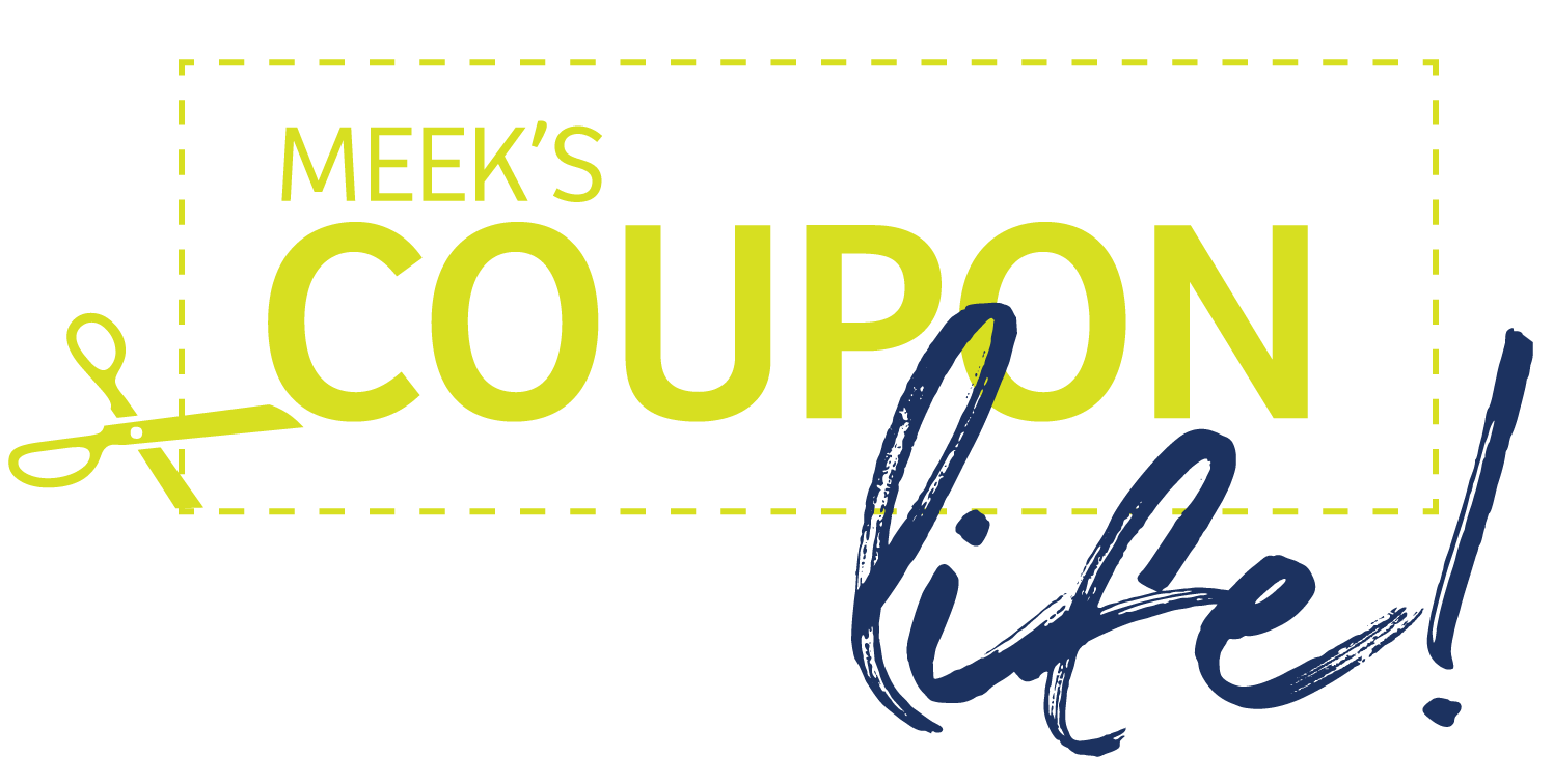 Welcome to Meek's Coupon Life!