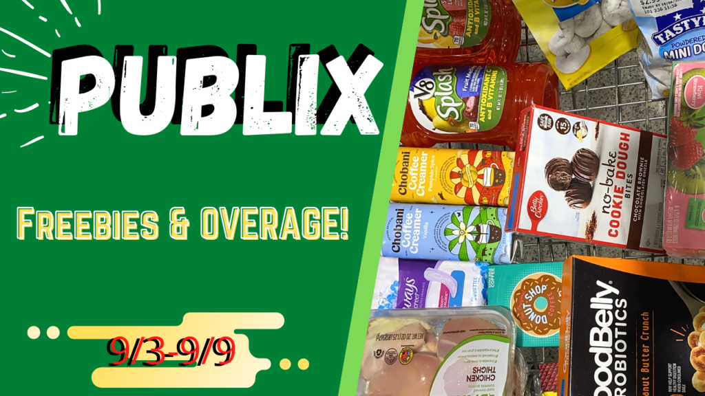 Publix Couponing Freebies Moneymakers Overage Welcome To Meek S Coupon Life
